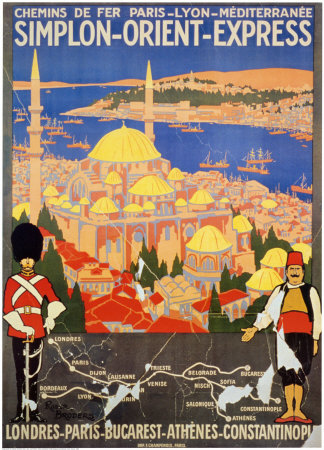WL01~Orient-Express-Posters