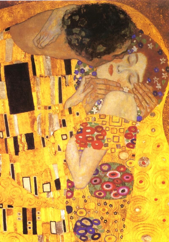 Klimt-le-baiser