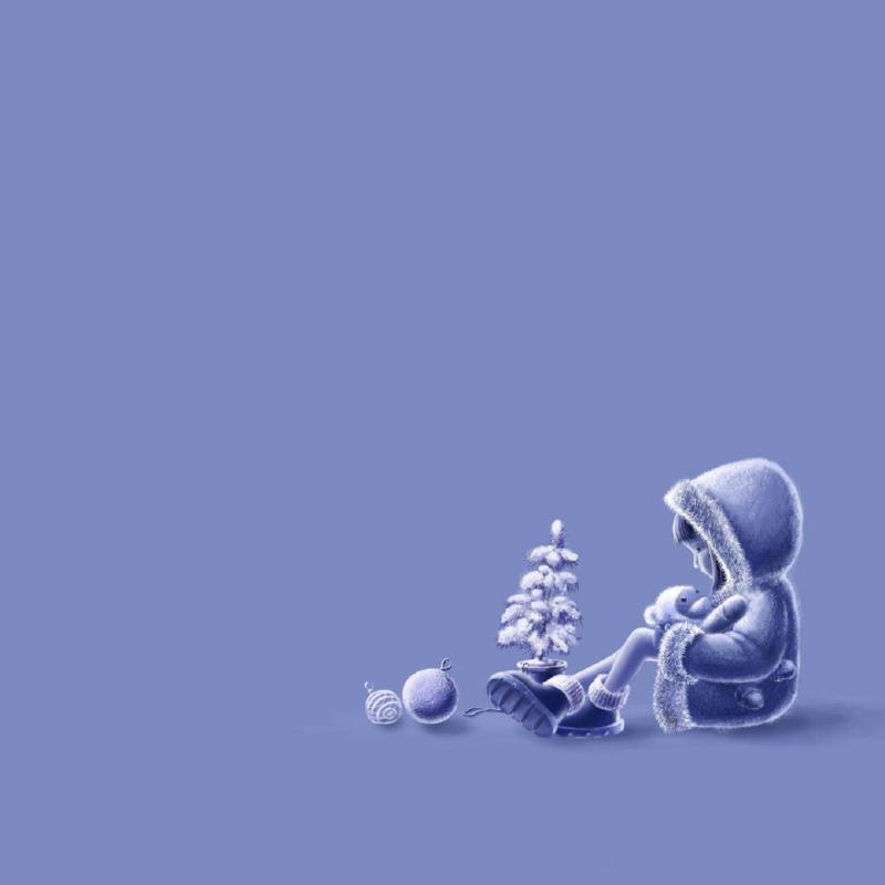 1-ipad-air-wallpaper-Christmas-Girl-Merry-Christmas-Greeting-Cards-2048x2048